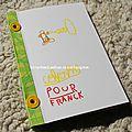 Un carnet pour franck (floride)