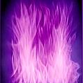 La pratique de la flamme violette dans le scorpion