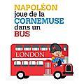 Napoléon joue de la cornemuse dans un bus ed. gereso