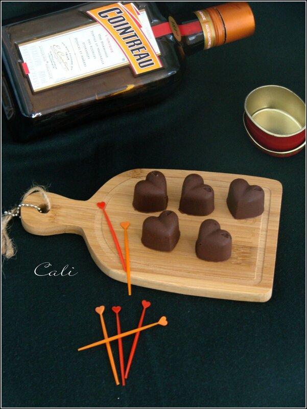 Chocolats au Cointreau 001