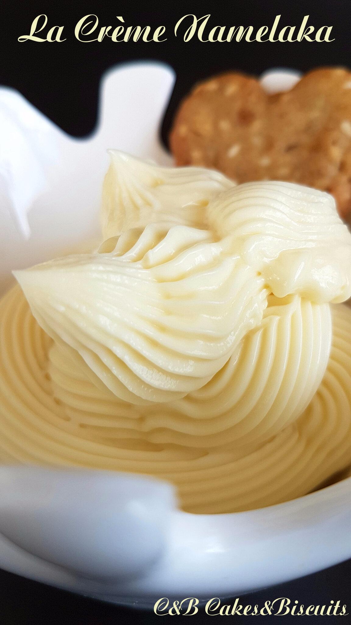 La Crème Namelaka
