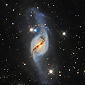 Ngc 3718 galaxie