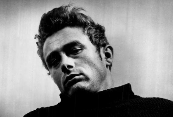 James-Dean-1955-Vintage-Photography-Archive-Aluminium-Print
