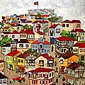 Le village ottoman