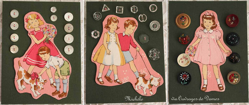 Michèle cartes