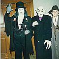 Michael jackson déguisé en nosferatu à une convention de films d'horreur en mai 1995?