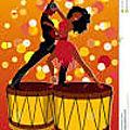 Le vendredi soir (2017-2018): 21 h à 22 h avec joseph. initiation danses latines