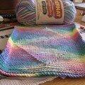 Lingette multicolore pour mon gendre