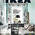Ikea 2012 est en ligne