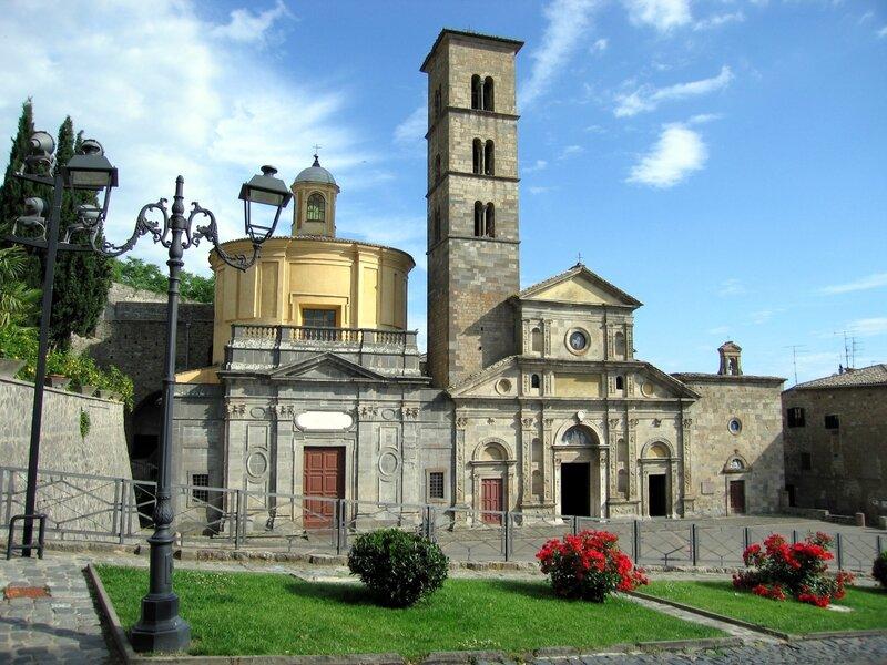 basilica san cristina