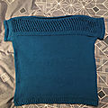 [tricot] le bossa nova sweater de we are knitters