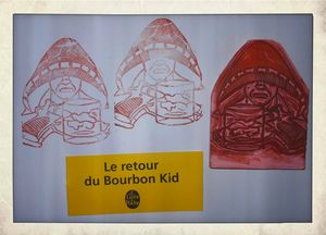 Bourbon kid Stamp4