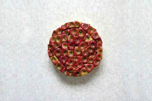 Géometrie-Food-Art-Sakir-Gökçebag-fruits-pomme-pastèque3