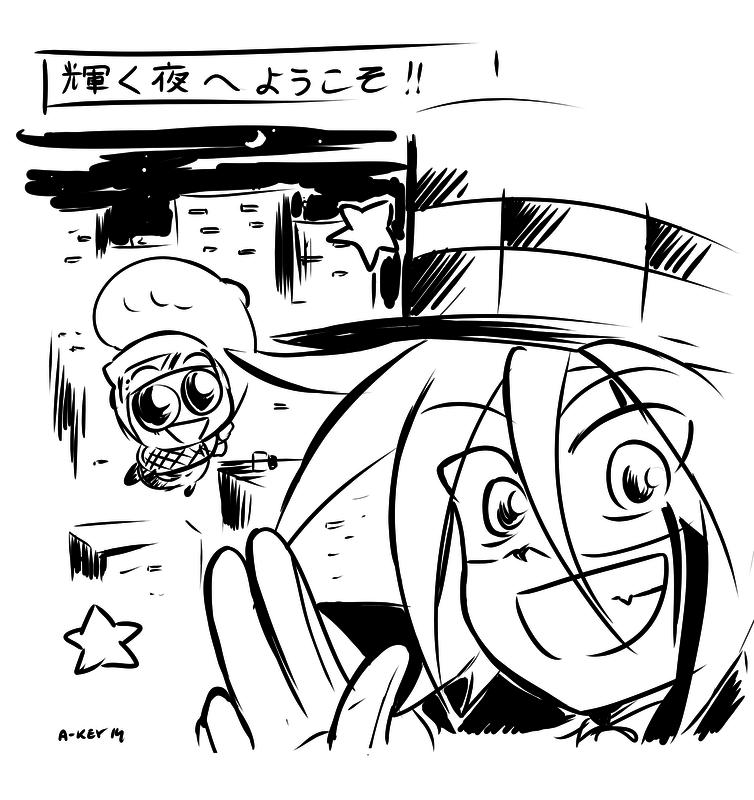 kaitou joker fanart anime