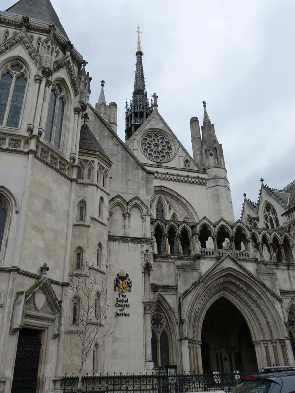 the royal courts of justice4