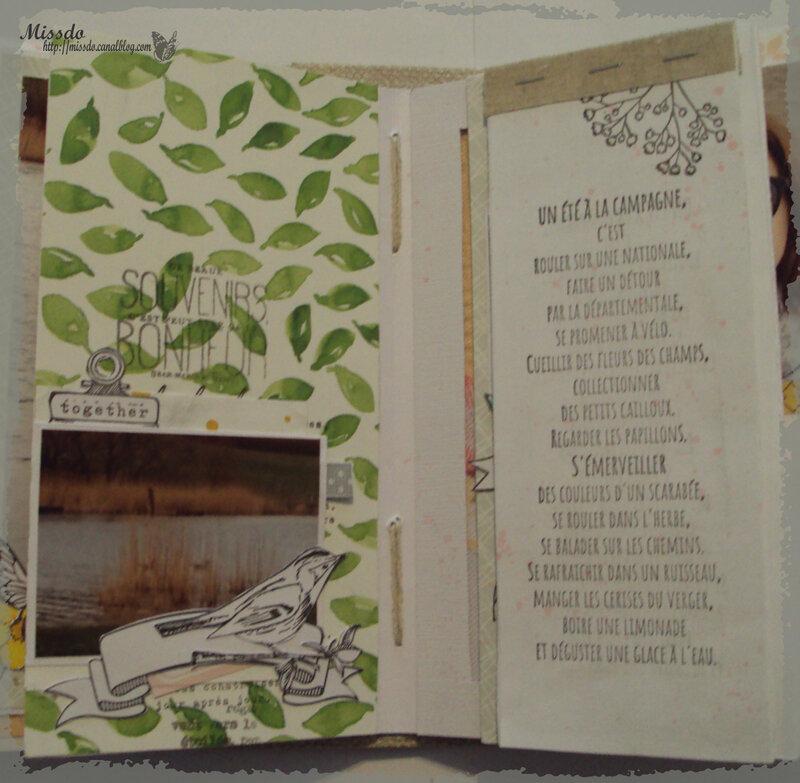 Album les bricoleheureux page 11 et livret