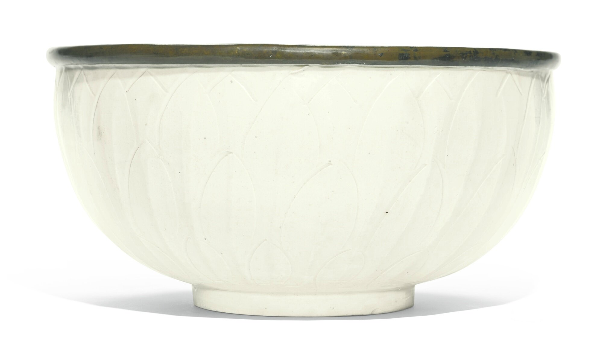 A Large and Rare 'Ding' 'Fish' Basin, Song-Jin Dynasty