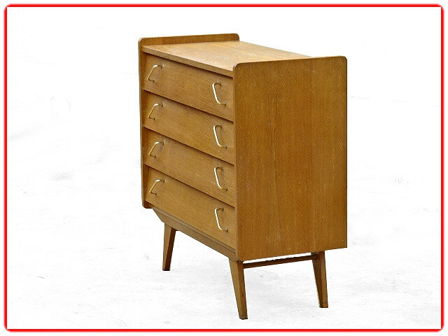 commode vintage d'occasion 1960