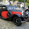 Bugatti type 57 Galibier de 1934 (Rallye de France 2010) 01