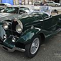 Bugatti type 44 cabriolet 4 places-1928