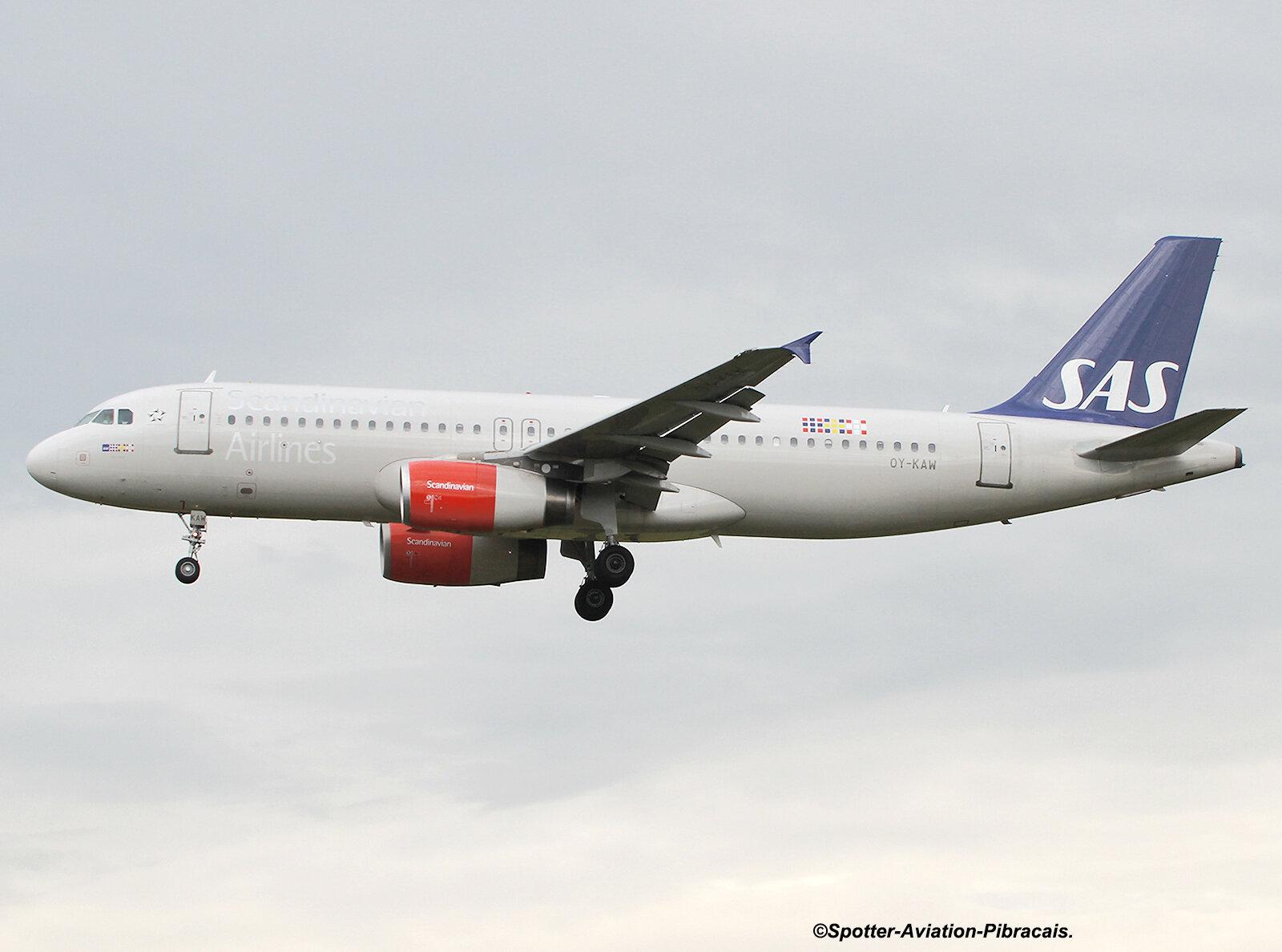 SAS-Scandinavian Airlines
