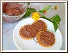 pâte à tartiner noisettes chocolat