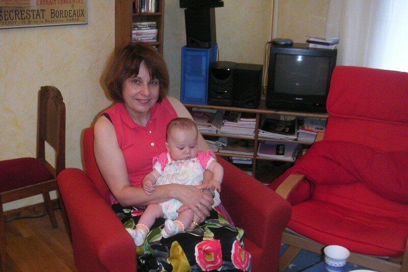 Avec Nonna