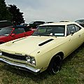 Plymouth road runner coupe, 1968