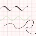 La plume en s'amusant: créer des swirls, volutes, arabesques et parenthèses.