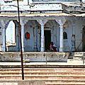Pushkar, les ghâts