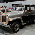 Willys overland jeep type 6230 4wd station wagon 1962