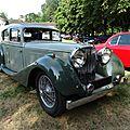 JAGUAR Mark IV 2 1/2 litre Saloon 1936 Baden Baden (1)