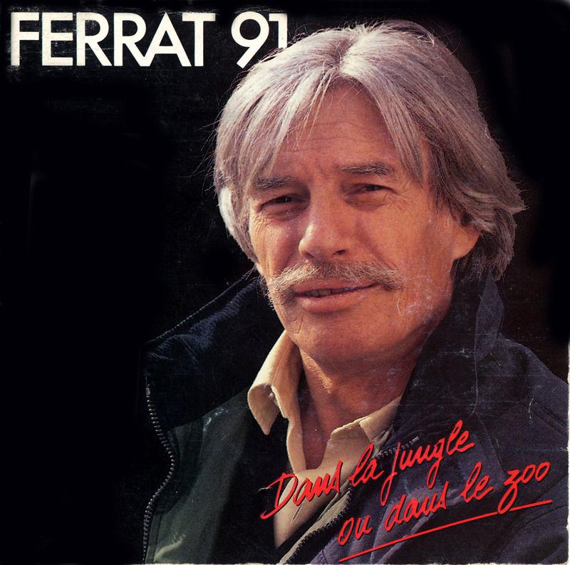 Jean Ferrat - cover