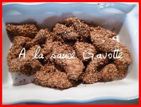 poulet sesame 1