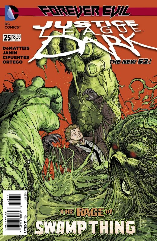justice league dark 25