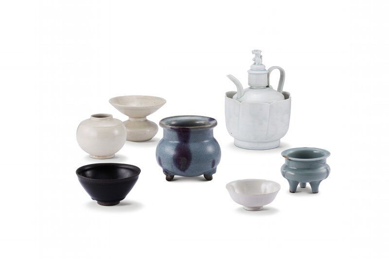 Lot 501-557_Selection of Early Ceramics from Various Collections