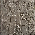 Christie's to offer a 3,000-year-old assyrian relief of a winged genius from the palace of ashurnasirpal ii - 31 october 2018