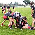 2011-2012, Cadets à 12 x St-Médard en Jalles, 7 jan 12