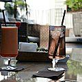 Pause fraicheur à l'hôtel bulgari - milan