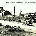 ANOR-Camp de prisonniers 14-18