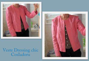 Veste Dressing chic1
