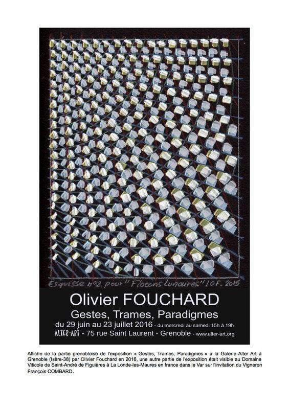 PROJET UTOPIA : OLIVIER FOUCHARD