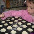 Mini tartelettes framboises-amandes