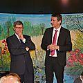 25 Laurent Coulon conseiller régional et ancien éléve musicien d'Yves Polvent