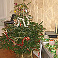 Chez ma' projet 52 semaine 50 : sapin