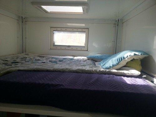 isuzu qtraction 4x4 d brayable avec cellule toit relevable ensemble isuzu tous chemins et. Black Bedroom Furniture Sets. Home Design Ideas