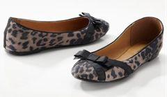 Ballerines leopard - la redoute 24.90