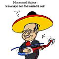 Hollande au Mexique