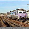 Bordeaux-nantes : les bb 67400, c'est fini