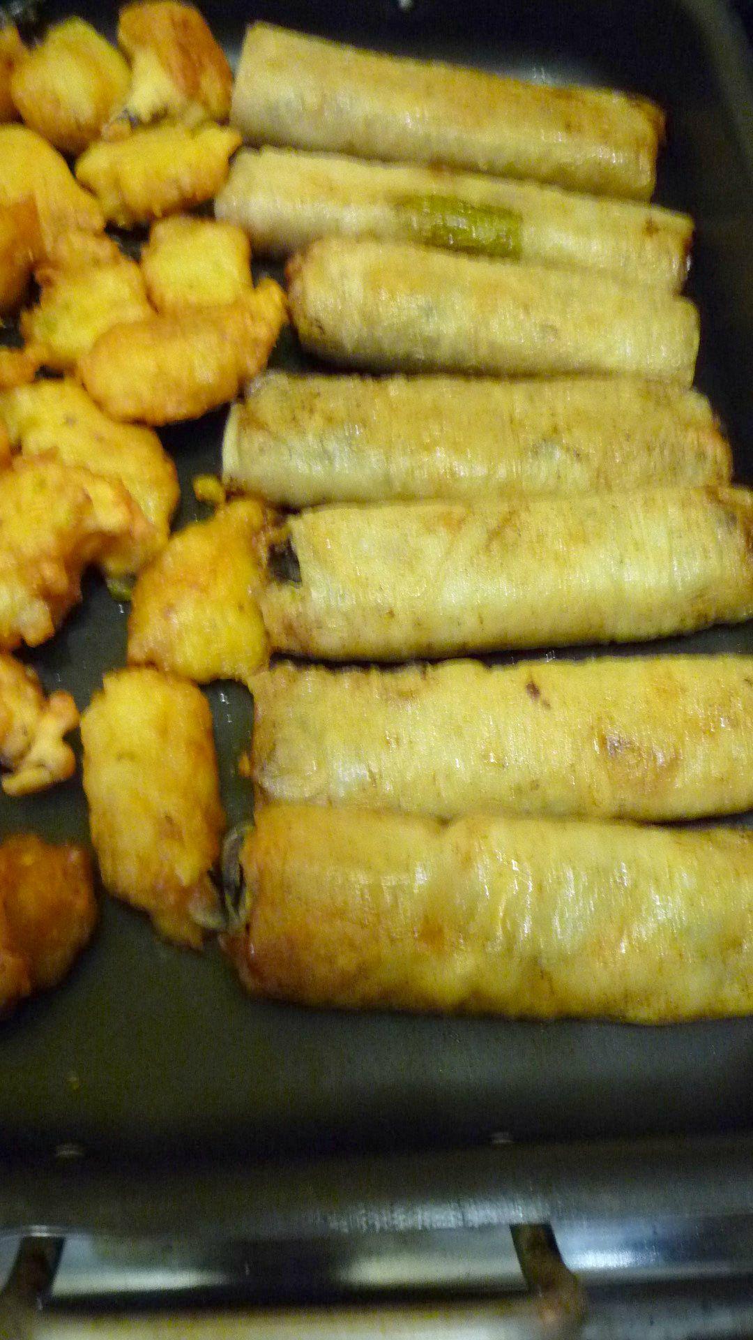 Nems Porc Crevettes Basil Thai2